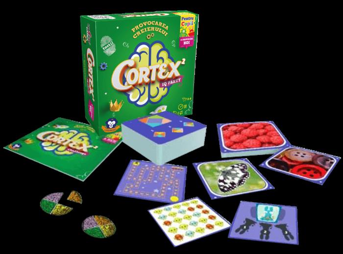 Cortex IQ Party kids 2 Provocarea creierului 1