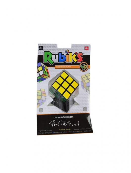 Cub Rubik 3x3 editie cu autograf 0