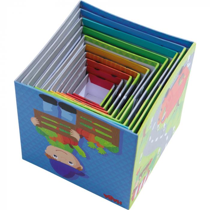 Cuburi de stivuit - Flota de masinute 2