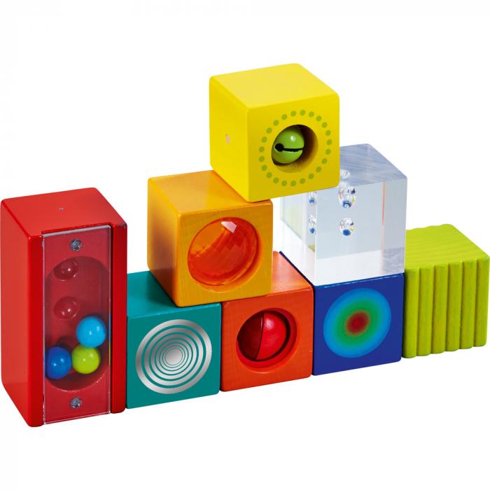 Cuburi senzoriale Colors galore 2