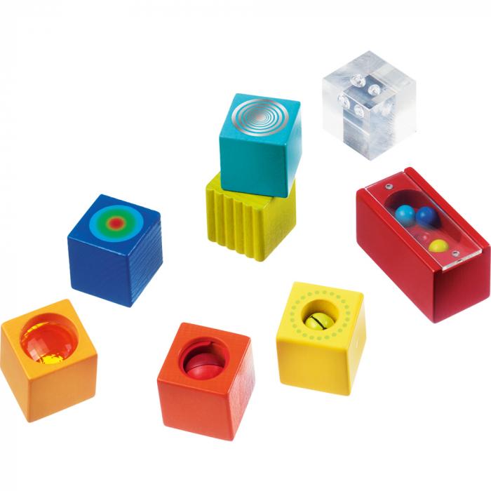 Cuburi senzoriale Colors galore 1