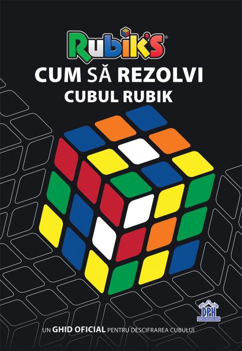 CUM SA REZOLVI CUBUL RUBIK 0