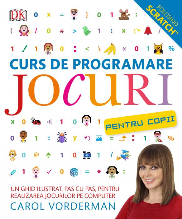 Curs de programare pentru copii. Jocuri 0