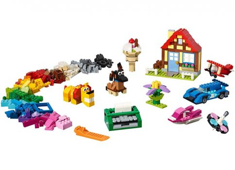 Distractie creativa - LEGO Classic 11005 1
