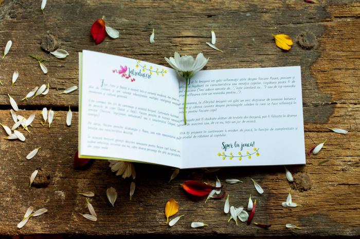 Flori, fete si baieti. Atlasul Botanic al Emotiilor 5