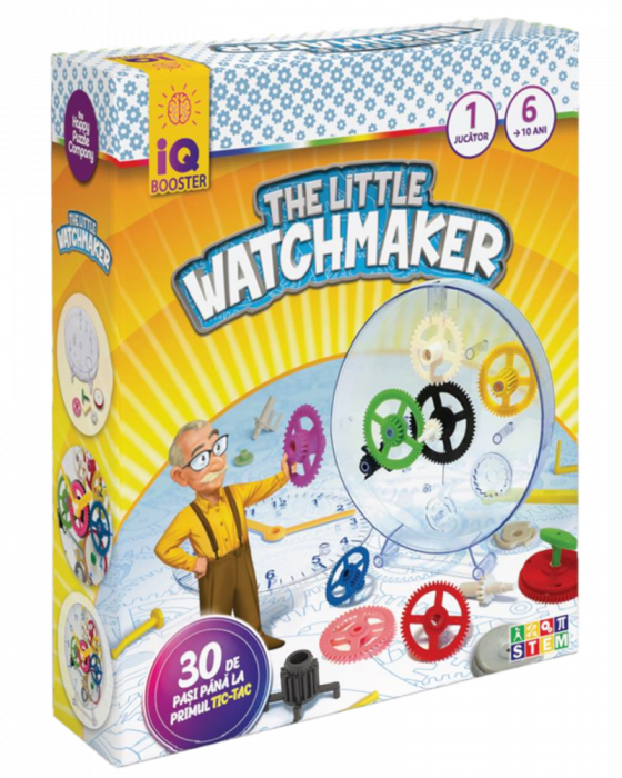 IQ Booster - The Little Watchmaker RO 0