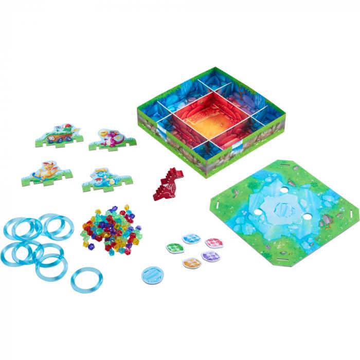 Joc boardgame - Dragon's breath (Funkelschatz) 2