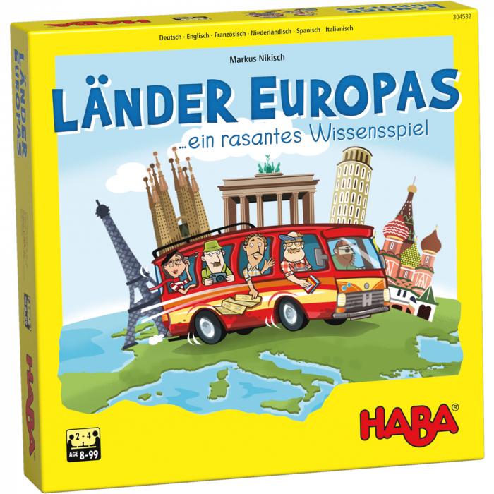 Joc boardgame - Tarile Europei (304532) 1