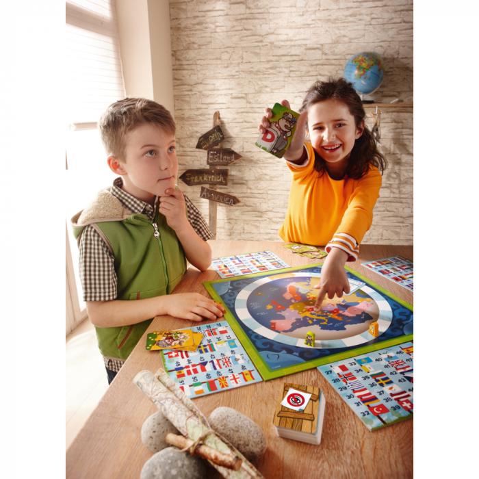 Joc boardgame - Tarile Europei (304532) 0