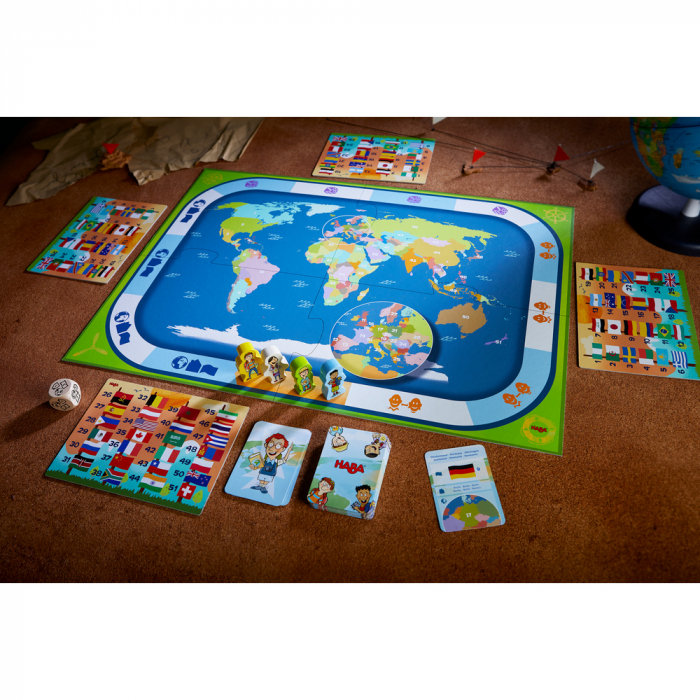 Joc boardgame - Tarile lumii 0