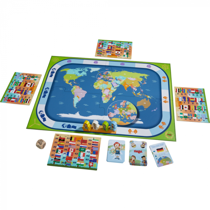 Joc boardgame - Tarile lumii 2