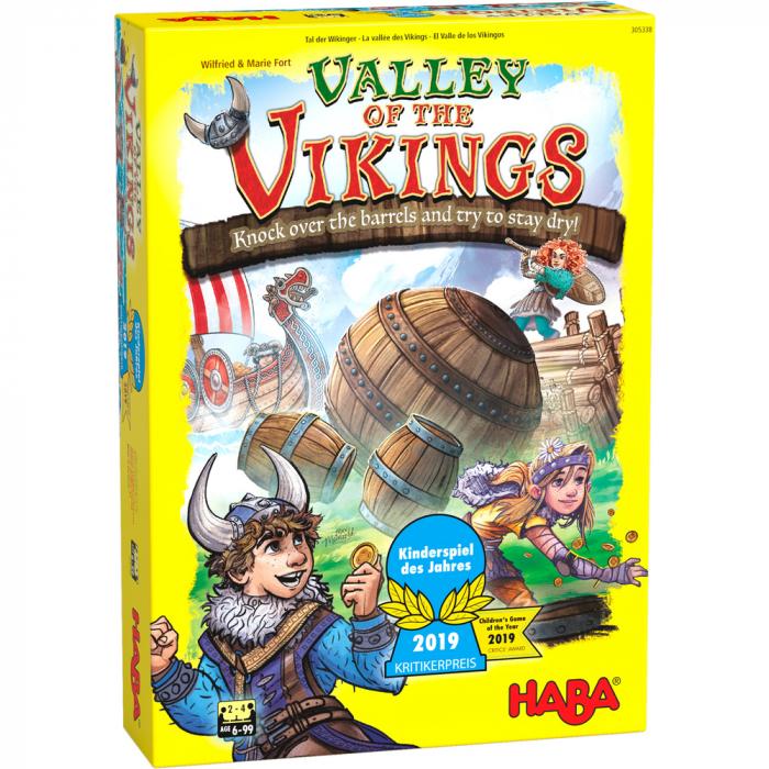Joc boardgame - Valea Vikingilor 304697 Haba 0