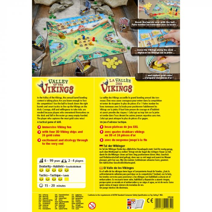 Joc boardgame - Valea Vikingilor 304697 Haba 6