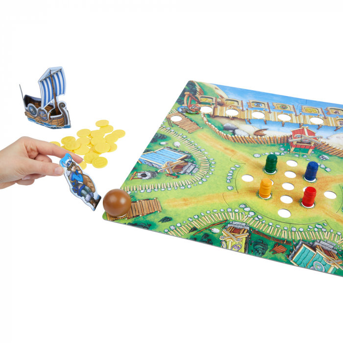 Joc boardgame - Valea Vikingilor 304697 Haba 3