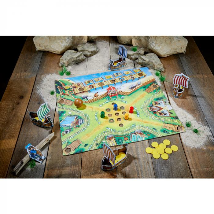 Joc boardgame - Valea Vikingilor 304697 Haba 1
