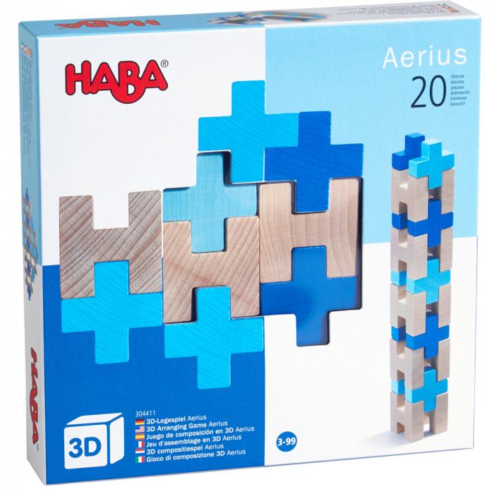 Joc de aranjare 3D Aerius [0]