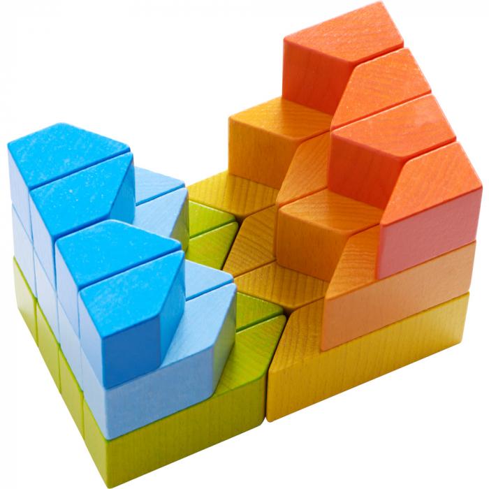 Joc de aranjare 3D - Cuburile creative 4