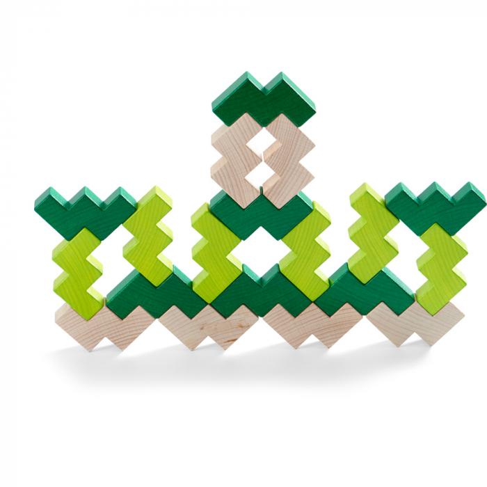 Joc de aranjare 3D Viridis [4]