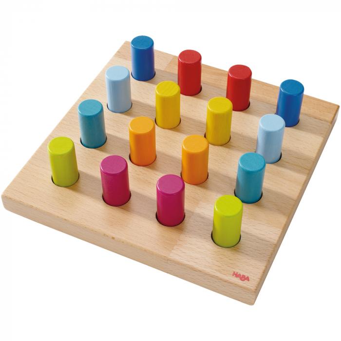 Joc de aranjare - Rainbow Whirls [3]