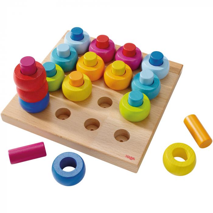 Joc de aranjare - Rainbow Whirls [1]