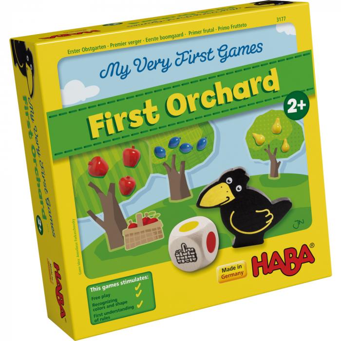 Prima livada - Joc de cooperare - First Orchard (HABA) 2