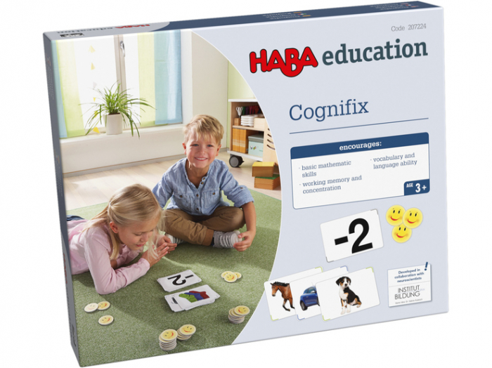 Joc de memorie - Cognifix 0