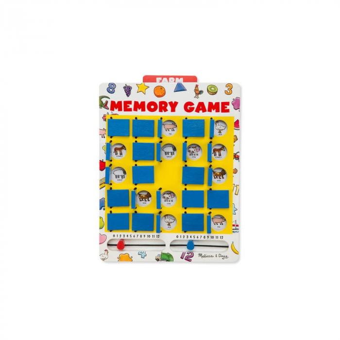 Joc de memorie - Intoarce si castiga 0