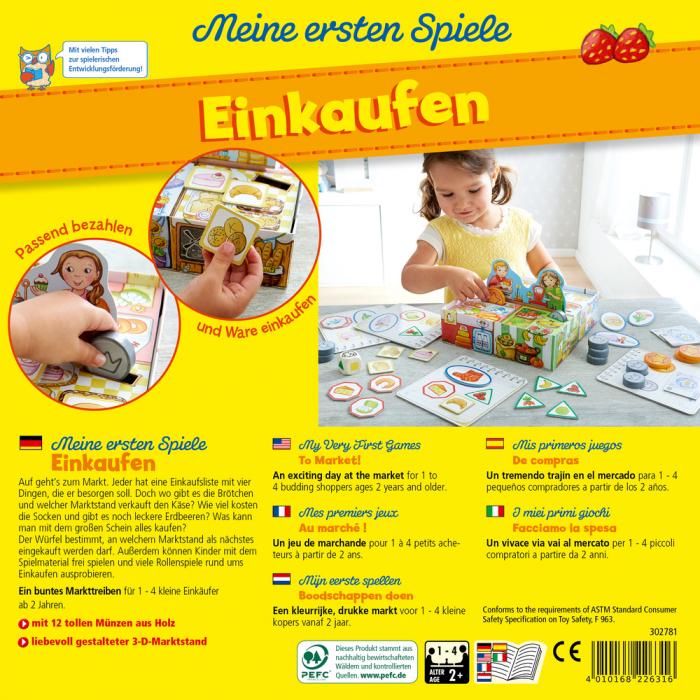 Joc educational - La magazin (Einkaufen) 3