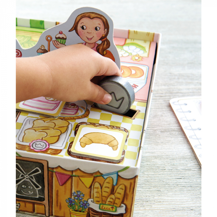 Joc educational - La magazin (Einkaufen) 5