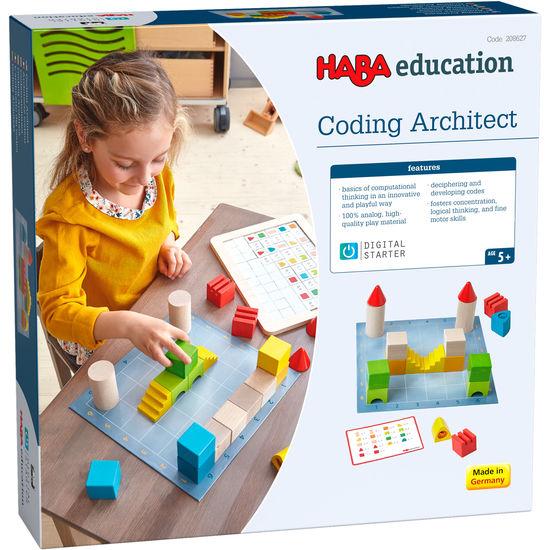 Joc introducere programare - DigitalStarter: Coding Architect 208627 Haba Education 0