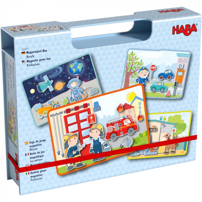 Joc magnetic - Profesiile (HABA) 0