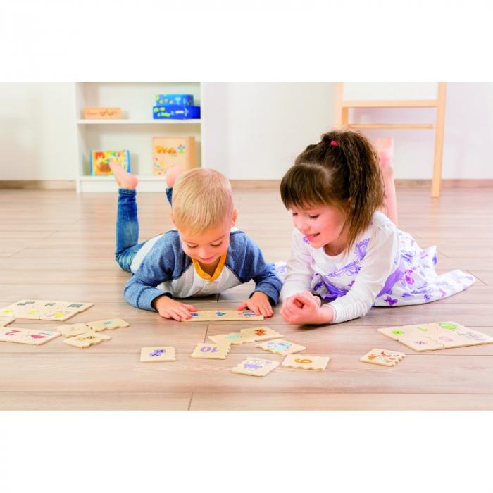 Joc Puzzle Cognito - Recunoaste Numerele 2