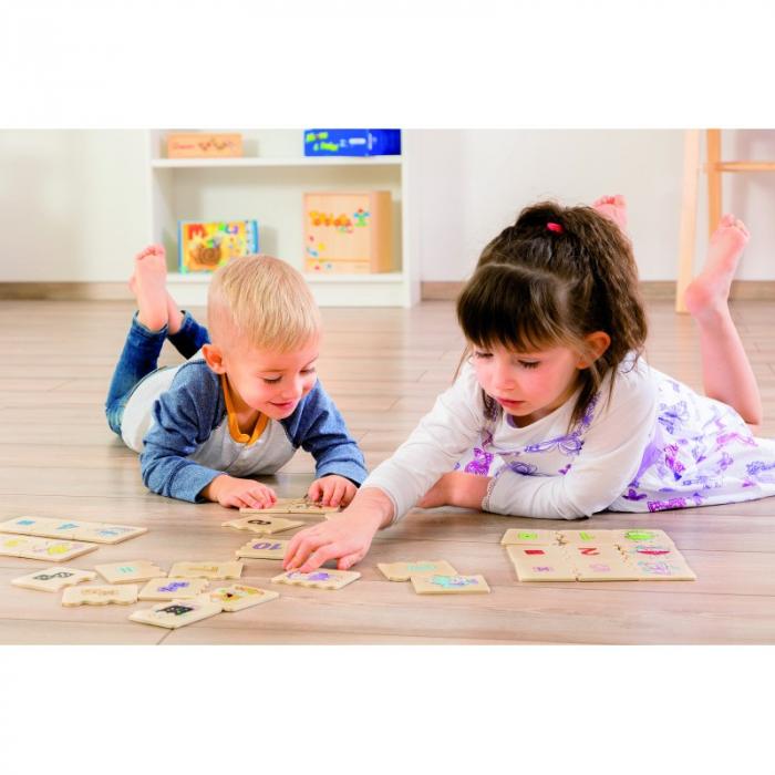 Joc Puzzle Cognito - Recunoaste Numerele 3