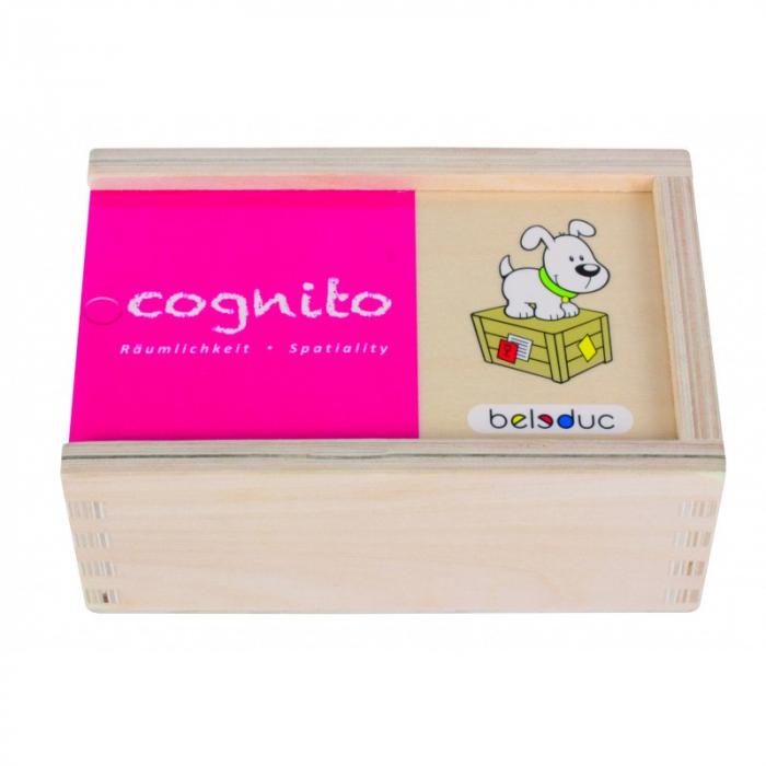 Joc Puzzle Cognito - Relatii Spatiale 0