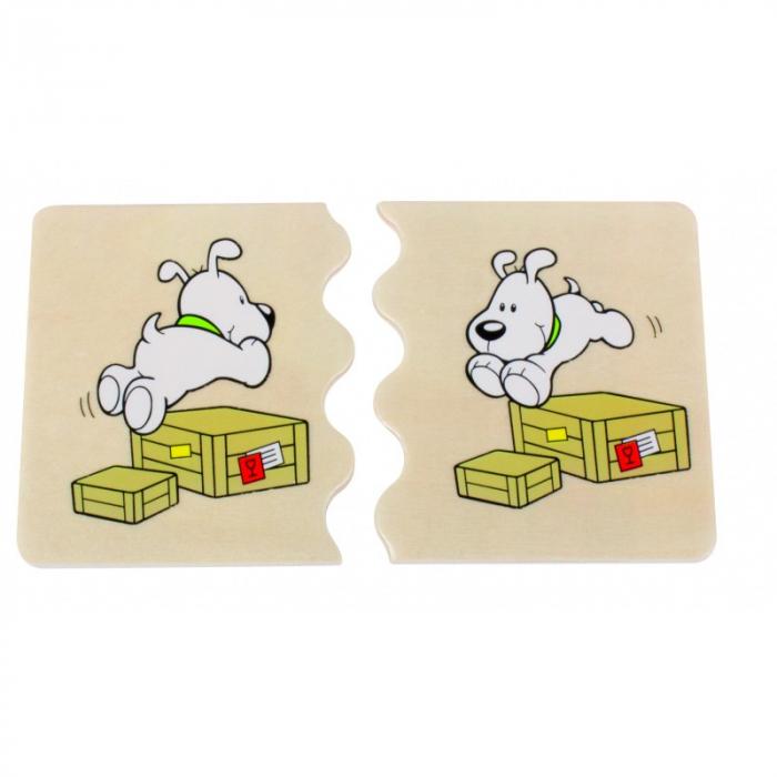 Joc Puzzle Cognito - Relatii Spatiale 3