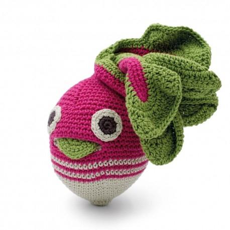 Jucarie tricotata - Ridichea Henry [1]