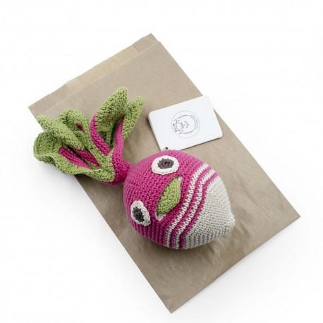 Jucarie tricotata - Ridichea Henry [3]