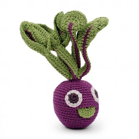 Jucarie tricotata - Sfecla Betty 1