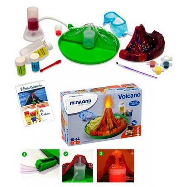 kit constructie vulcan 1