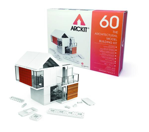 Kit constructie arhitectura - 220 piece Architectural Model Kit - Arckit 60 1