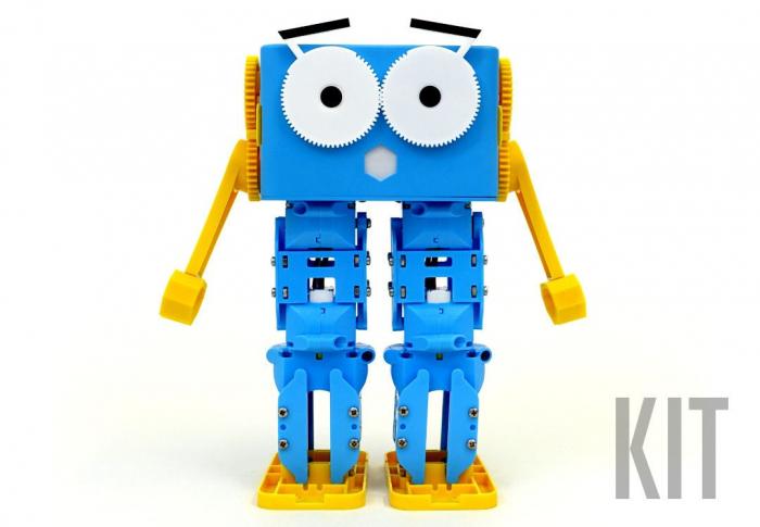 Kit robot programabil - Marty 0