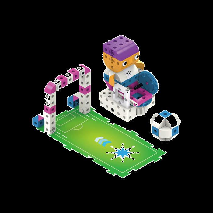 Kit robot programbil - Kids First Coding & Robotics 7442 GIGO 6