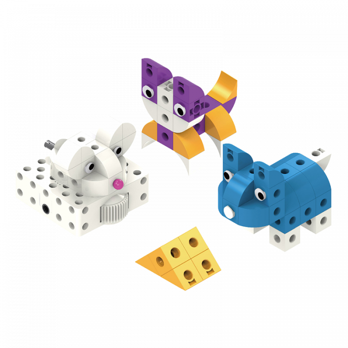 Kit robot programbil - Kids First Coding & Robotics 7442 GIGO 4