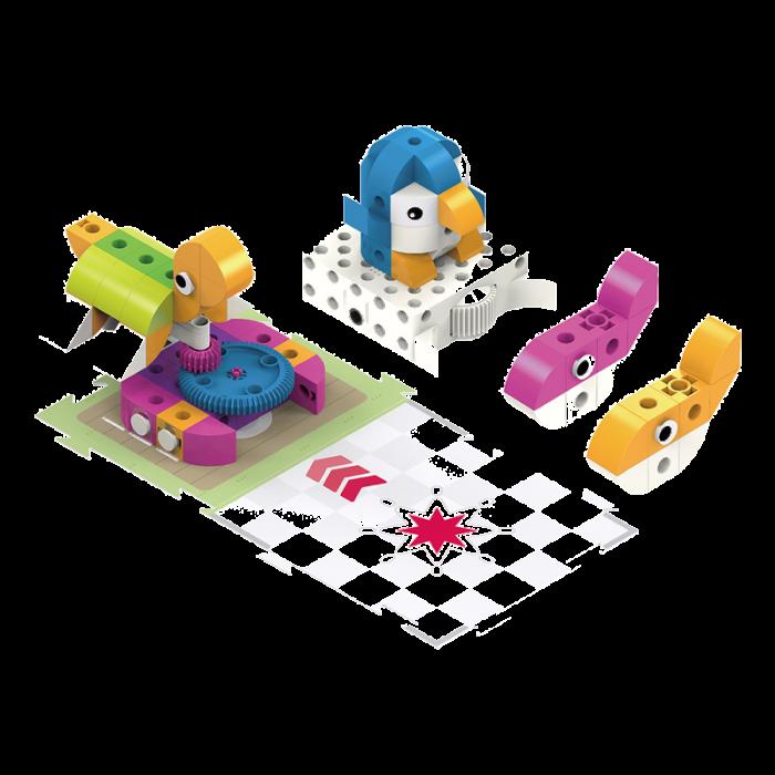 Kit robot programbil - Kids First Coding & Robotics 7442 GIGO 5