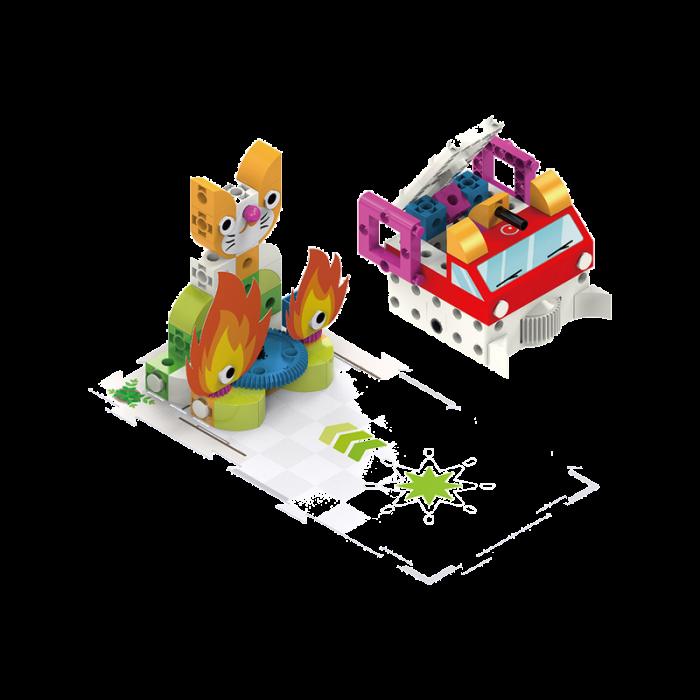 Kit robot programbil - Kids First Coding & Robotics 7442 GIGO 7