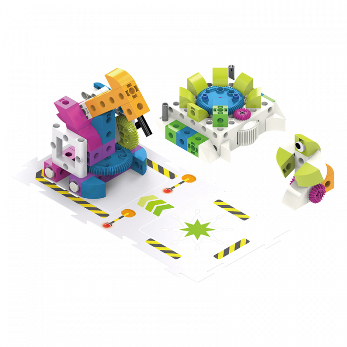 Kit robot programbil - Kids First Coding & Robotics 7442 GIGO 8