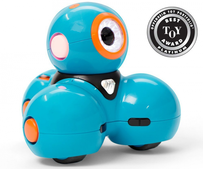 Kit roboti programabili Dash & Dot - Wonder Workshop 2