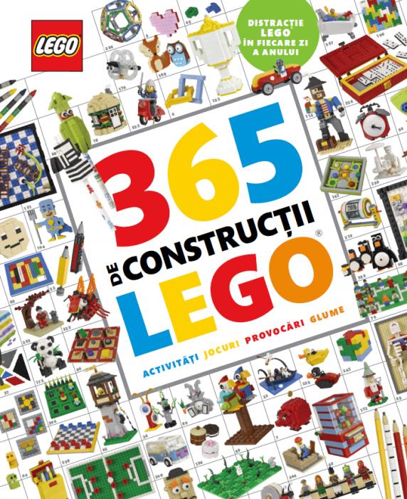 Lego. 365 de constructii Lego 0