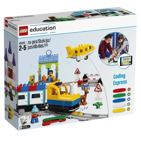 LEGO EDUCATION CODING EXPRESS 45025 0
