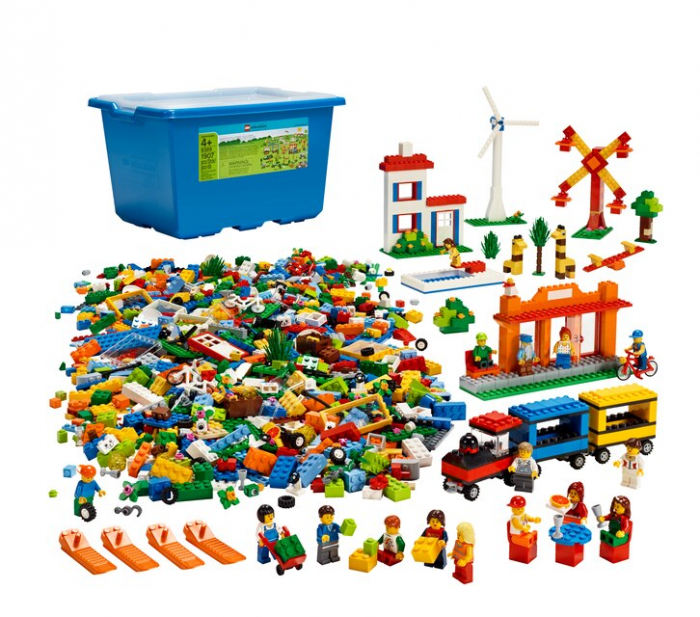 LEGO EDUCATION COMMUNITY STARTER SET 0